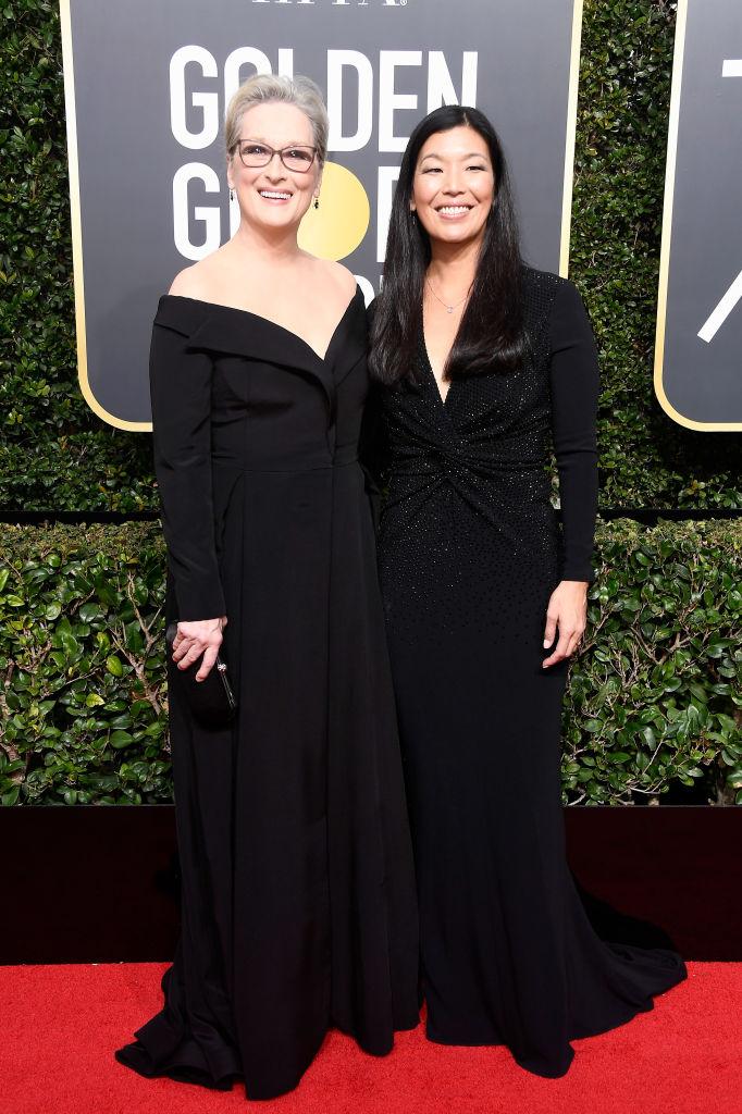 Meryl Streep & Ai-jen Poo