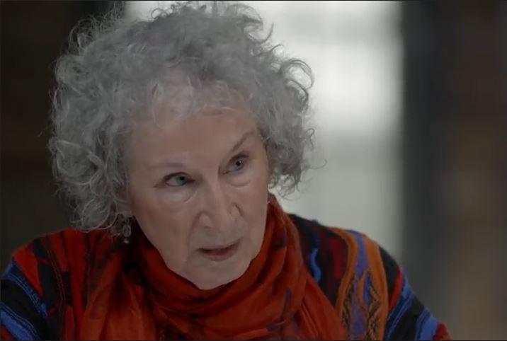 מרגרט אטווד, מתוך הסרט