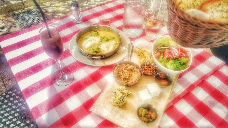בוקר מילאנזי - מסעדת בליני