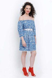 דיסקרט - רשת האופנה דיסקרט שמלה