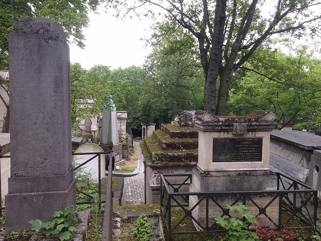בית הקברות פר