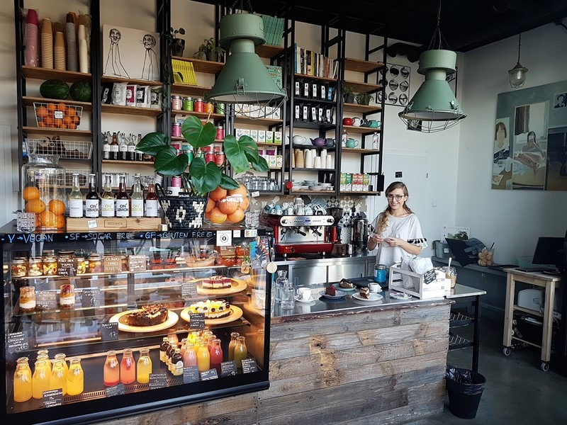 בית קפה guga