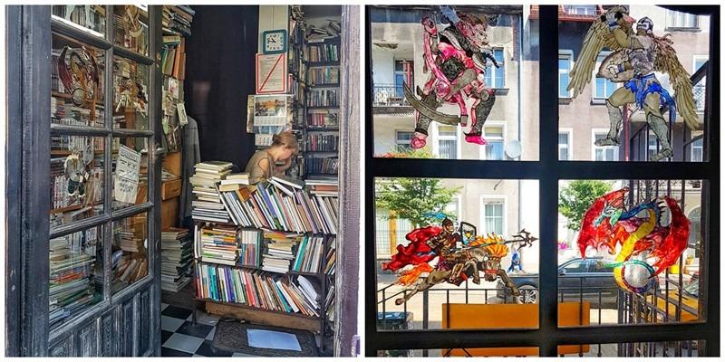 חנות ספרים קטנה ומתוקה