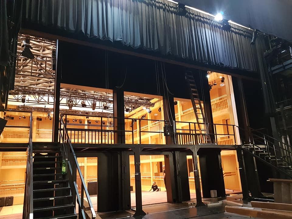 התיאטרון השייקספרי - ליטל ירון