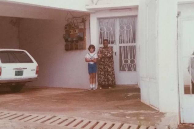 אביגיל זכרוביץ ' צילום אלבום פרטי