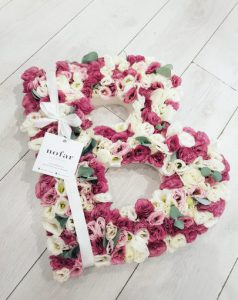 אותיות פרחים מהודרות