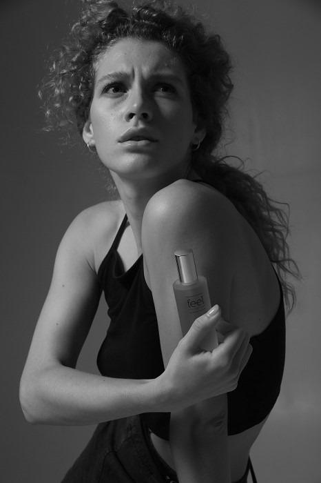 FEEL פרפיום צילום והפקה סאשה פרלוצקי Dvision
