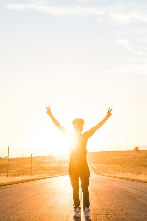 תחושת הניצחון שעוטפת את הגוף ברגע שהצלחתי להתגבר על הפחד היא עצומה