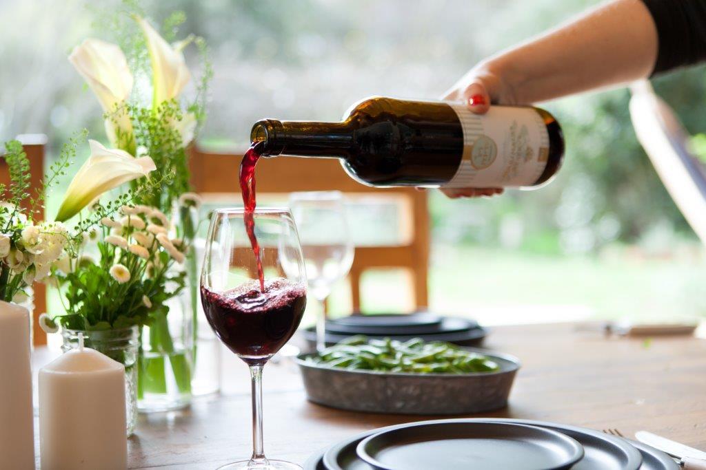 היין המעולה של מרינדו צילום: גל בן זאב