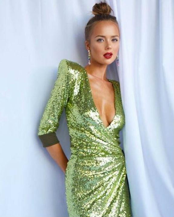שמלה בירוק אינסטגרם