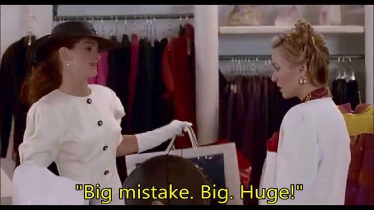 FW 18 BIG MISTAKE