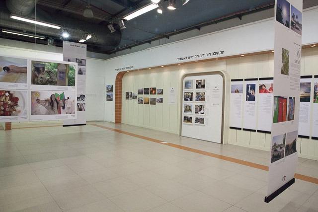 מבט אל כמה מהפרוייקטים החברתיים של הפסטיבל. צילום: ענבל כהן חמו