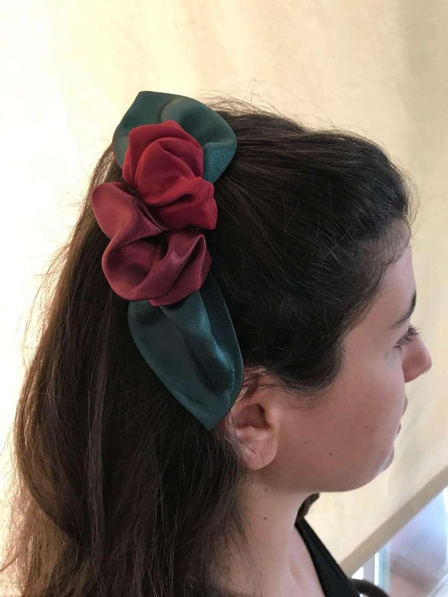 פרח בשיער של פאני 1
