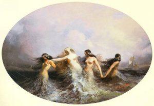Kwiatkowski,  Les Sirènes