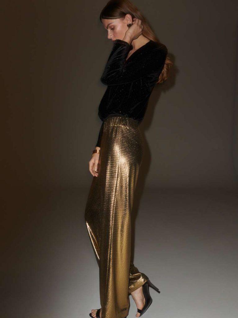 ריזרבד- סיסטרס אוף דה מון-בגד גוף מחיר 119.90 שח מכנסיים 149.90 שח  צילום יחצ חול- VU996-GLD-003