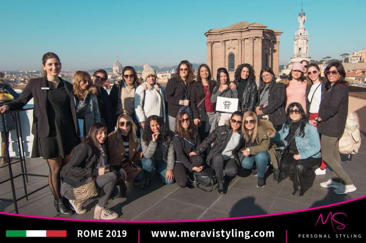 סיור נשים ברומא