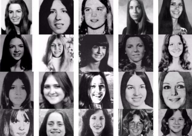 קורבנות טד בנדי צילום מסך