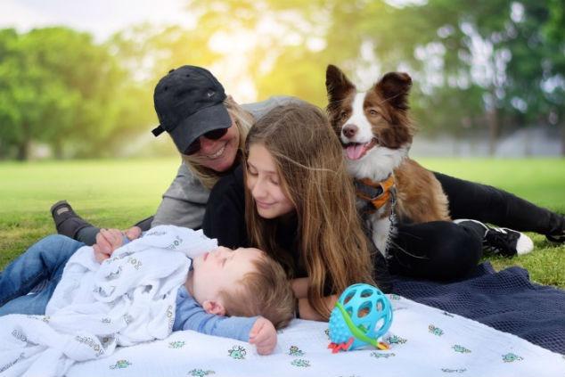 חיים, אהבה, משפחה (צילום: אלה זיו)