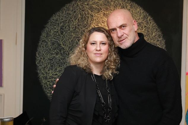 מוטי רייפ ונעמה קאופמן-פס שבוע האופנה תל אביב 2019 צילום לנס הפקות