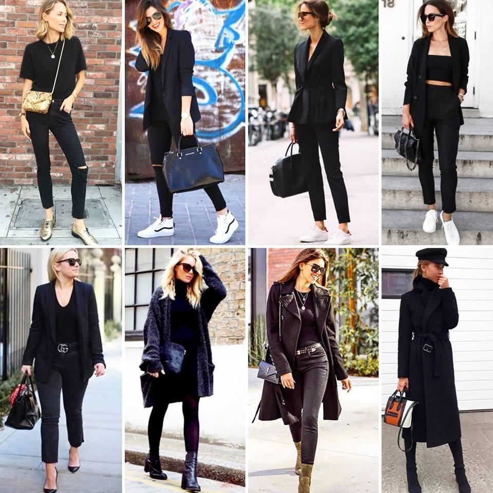 מי אמר לך לא ללבוש שחור? למה דווקא שחור? 4 טיפים סופר סטייל לאיך ללבוש שחור
