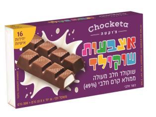 שוקולד אצבעות