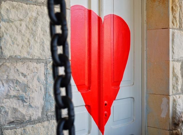 לב אדום - אנה פורטה
