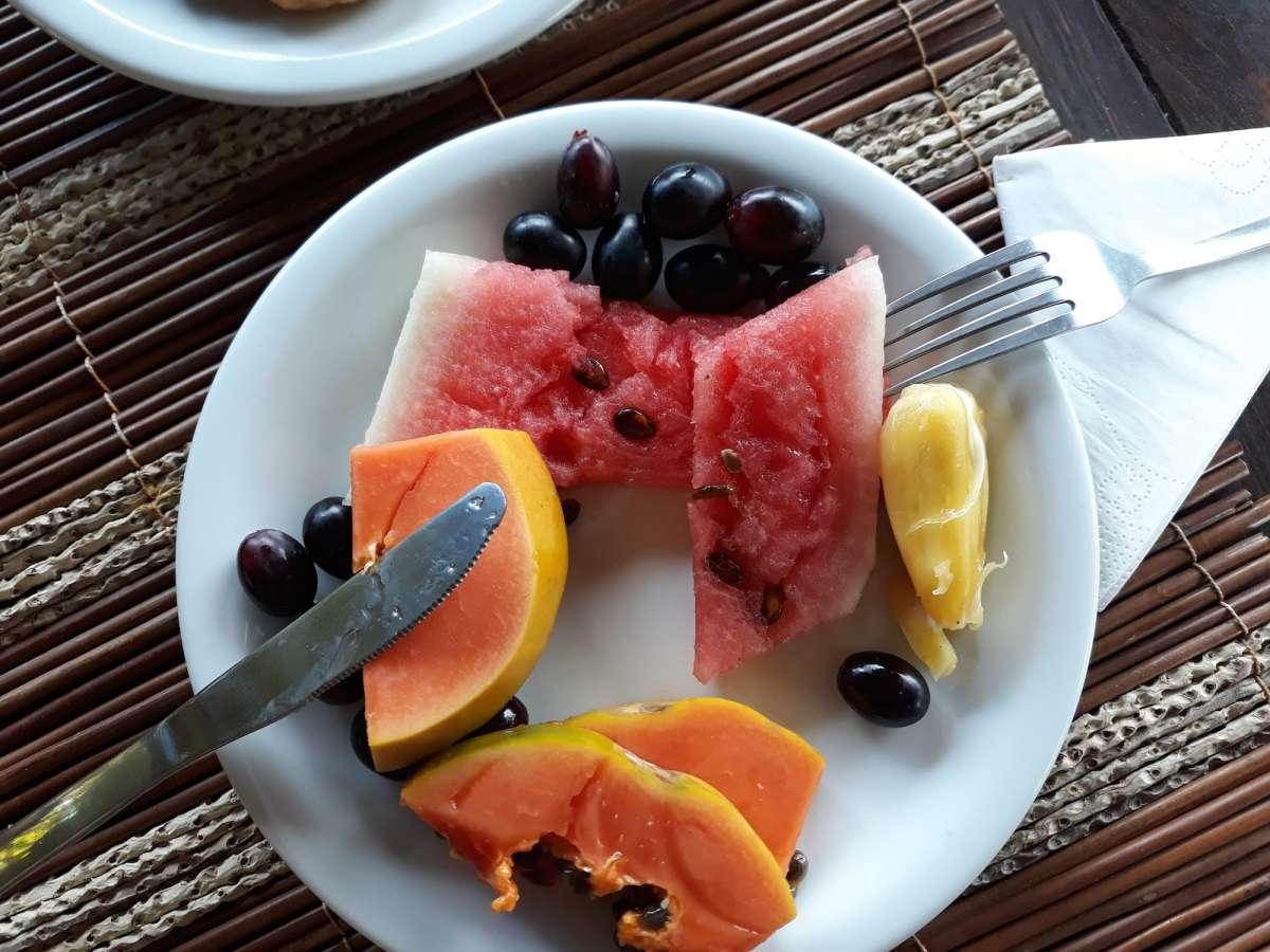 ארוחת בוקר מדהימה  צילום: אשרת פחימה