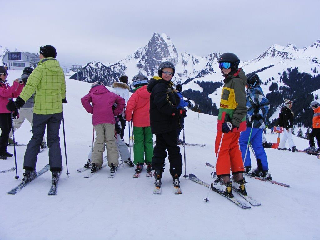 סקי. לא חייבים.