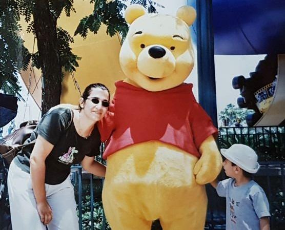 winny the bear