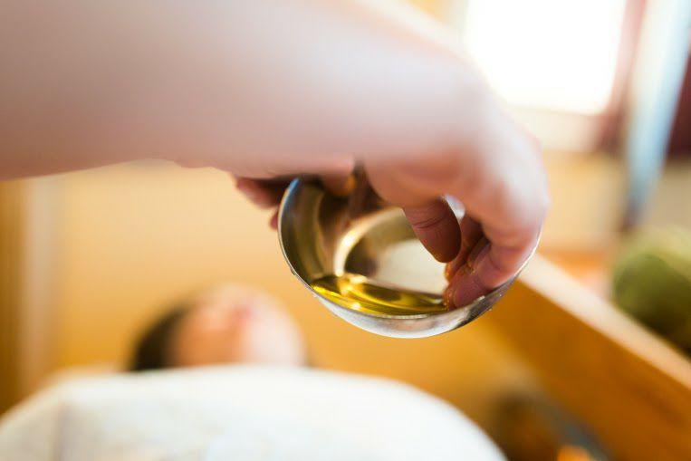 עיסוי איורוודי - מתנה לגוף ולנפש (צילום: אליסיה שחף)