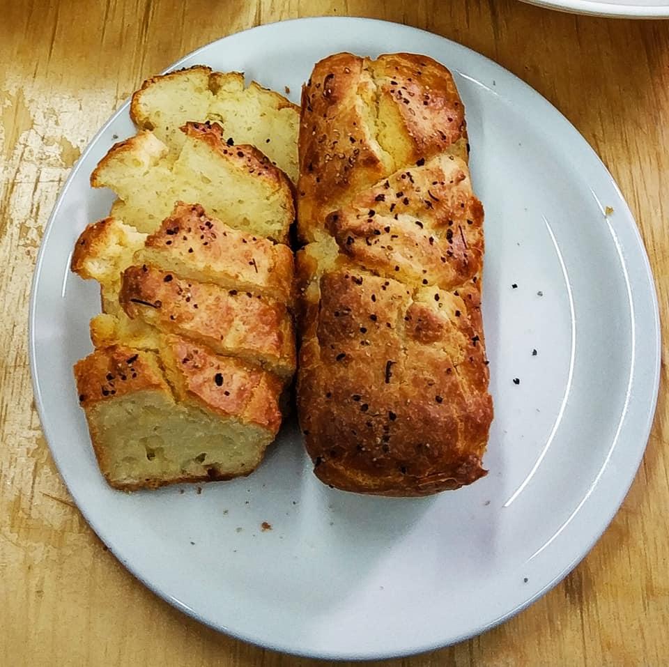 לחם יוגורט בזוג