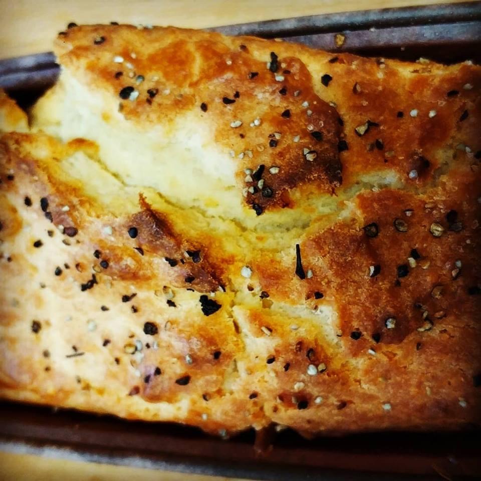 לחם יוגורט בגדול