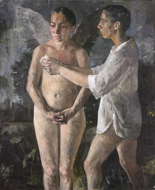 רוני טהרלב - דיוקן עם מלאך