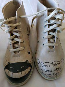 נעלי עליסה בארץ הפלאות - עותק