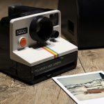 מצלמת פולארויד מזכרת של תמונות לכל החיים