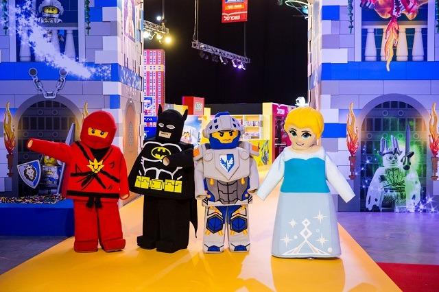 לגו ספייס פארק-LEGO SPACE PARK_צילום סטודיו צלול