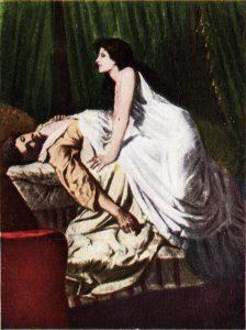 , 1897Burne Jones, The Vampire