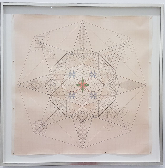 אמה קונץ, עבודה מס' 519. צילום: ענבל כהן חמו