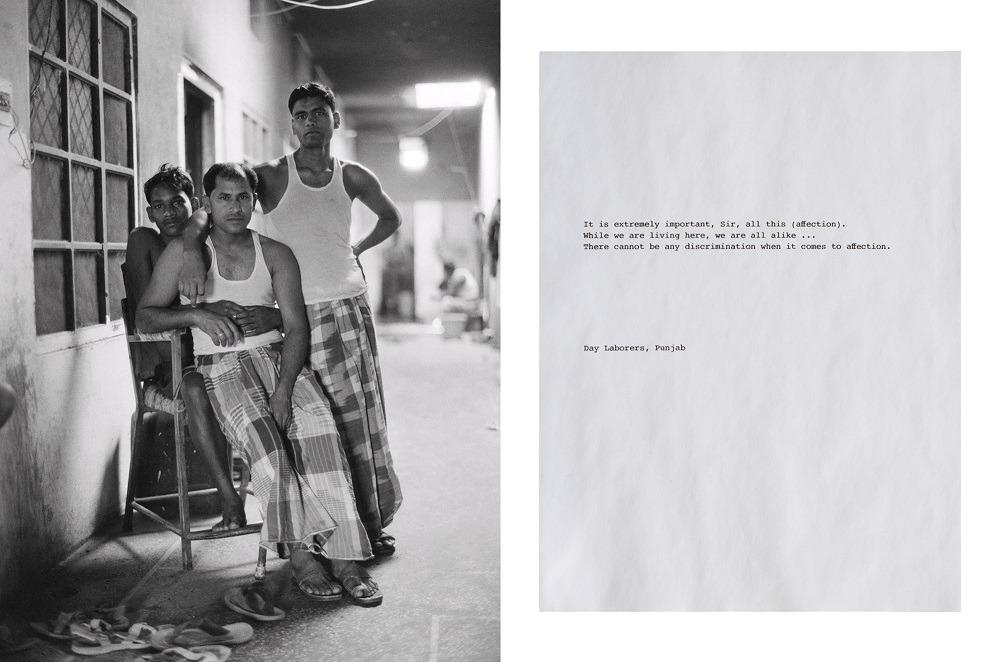המסע שעבר במשך 3 שנים האמן מארק אורם ברחבי הודו