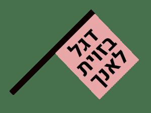 דגל בזוית