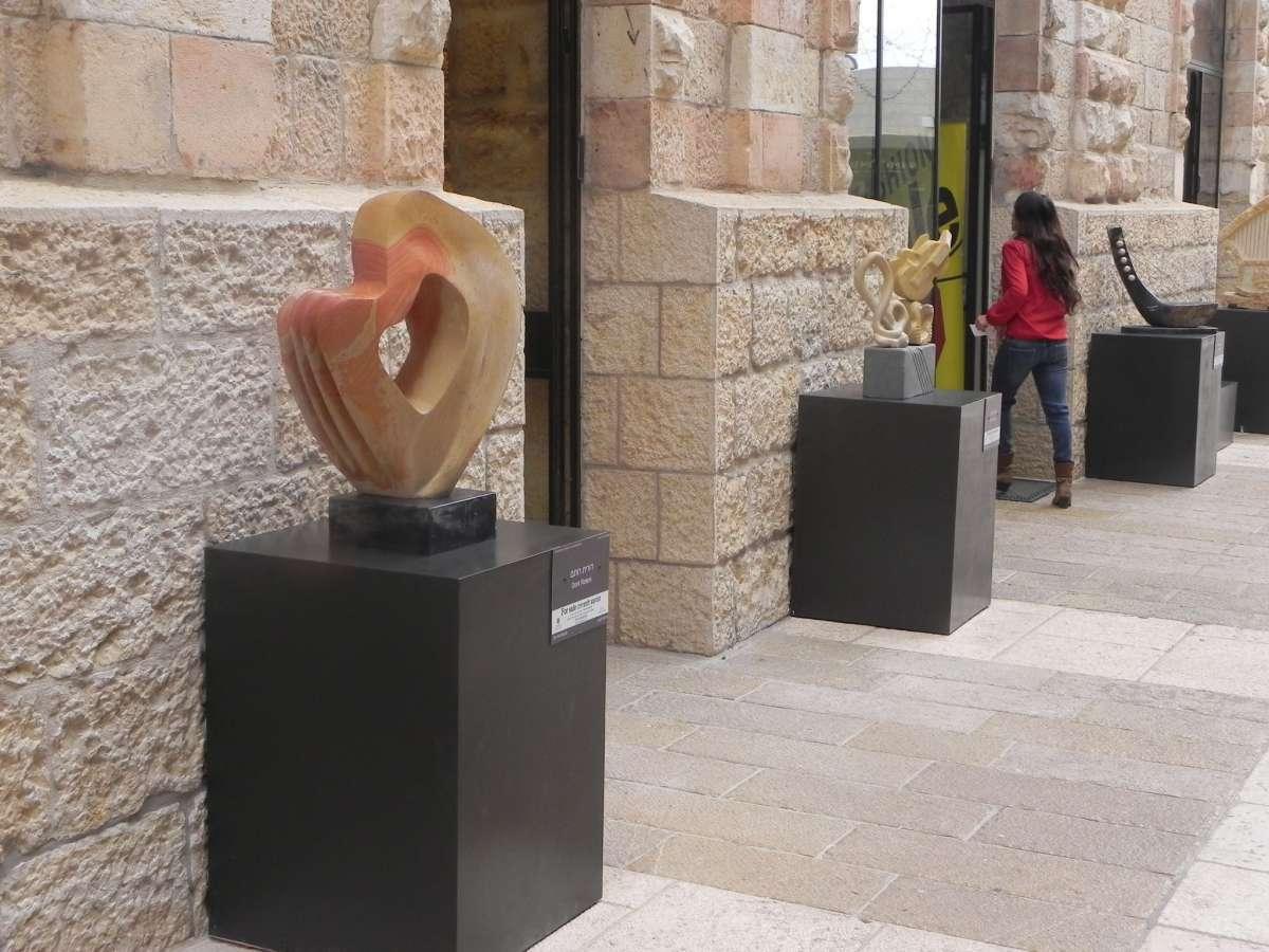 דורית רותם- שירת הלב, אבן סליאב