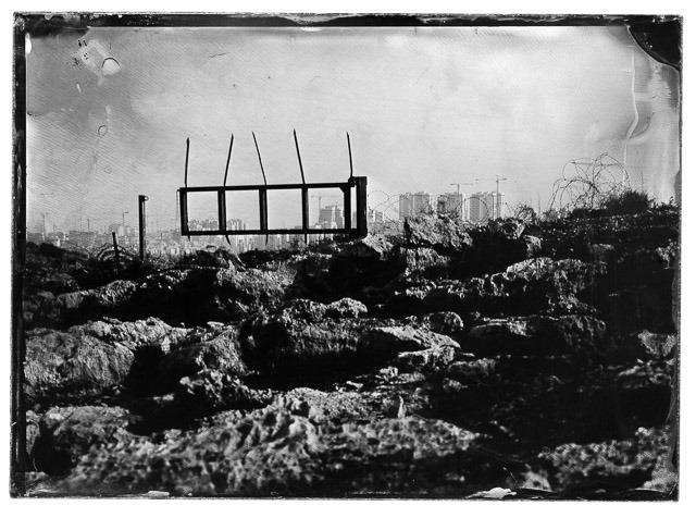 אדוארד קרפוב, צילום בקולודיון