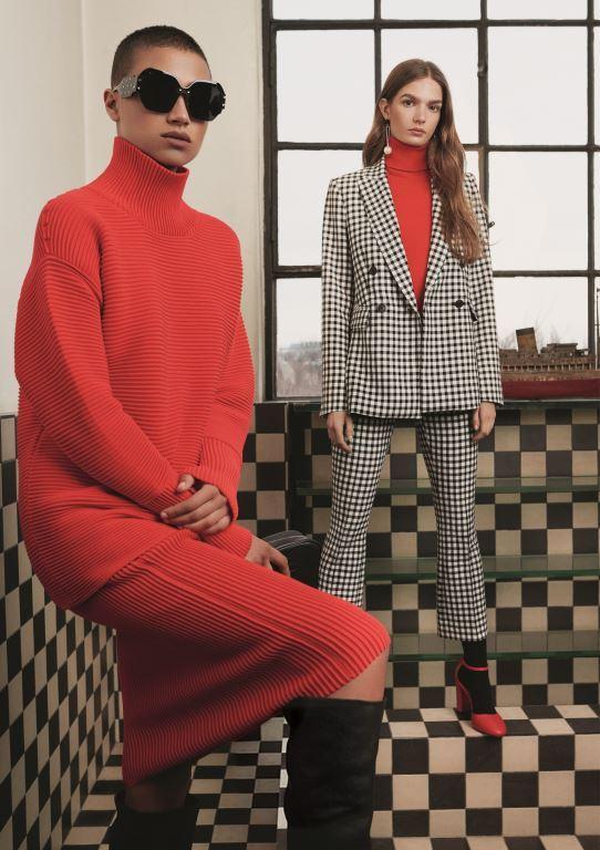 ריאני למימוזה - חורף 19 חליפה אדומה 3350 שח צילום יחצ