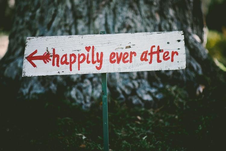 סוף טוב לא קיים רק באגדות, אפשר ליצור חיים טובים גם במציאות. צילום: Ben Rosett
