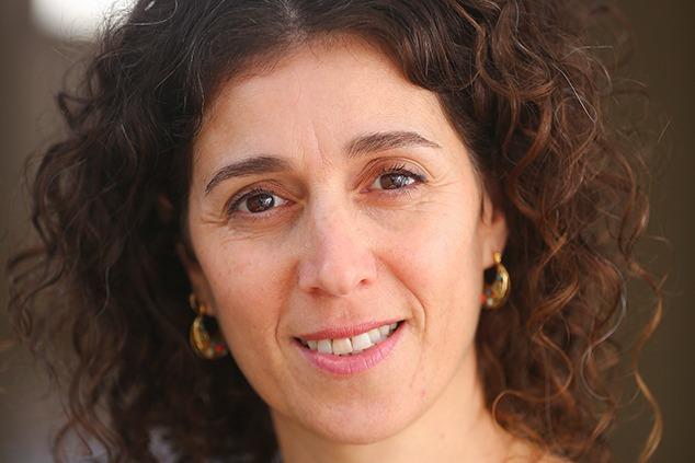 פנינה עומר (צילום: גדעון שלום)