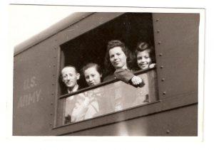 ההיסטוריה שלי - על הרכבת למרסיי
