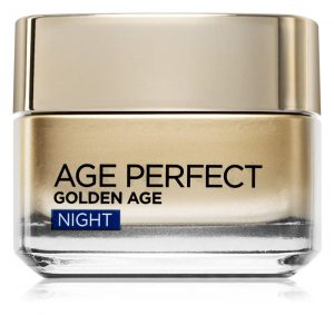 L'Oréal Paris Age Perfect Golden Age Anti-Wrinkle Night Cream for Mature Skin