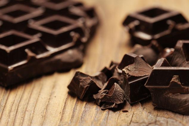 שוקולד מריר. צילום: שאטרסטוק