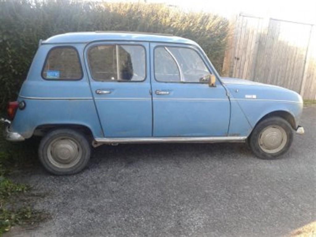 זה רכב בצבע דומה, בגודל דומה, בדגם דומה אבל...זו לא הרנו 4 שלי. זו עמדה למכירה באנגליה במרץ 2014 dixer1 from Weymouth, ואולי כן...לך תדע