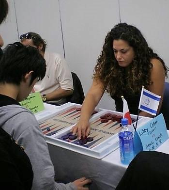 אני נותנת בראש לאלוף הנוער היפני - ייצגתי את ישראל בכבוד